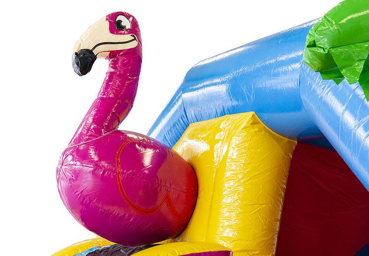 Springkasteel verhuur flamingo